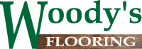 Woody's Flooring logo