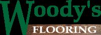 Woody's Flooring logo